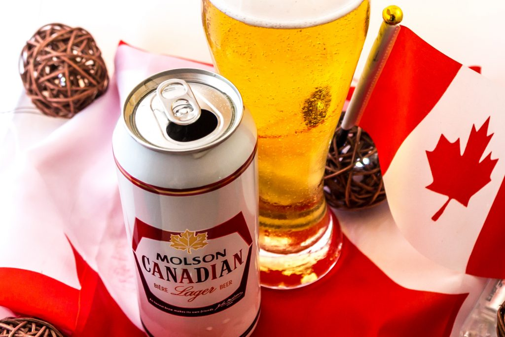 Canada Day Drinks