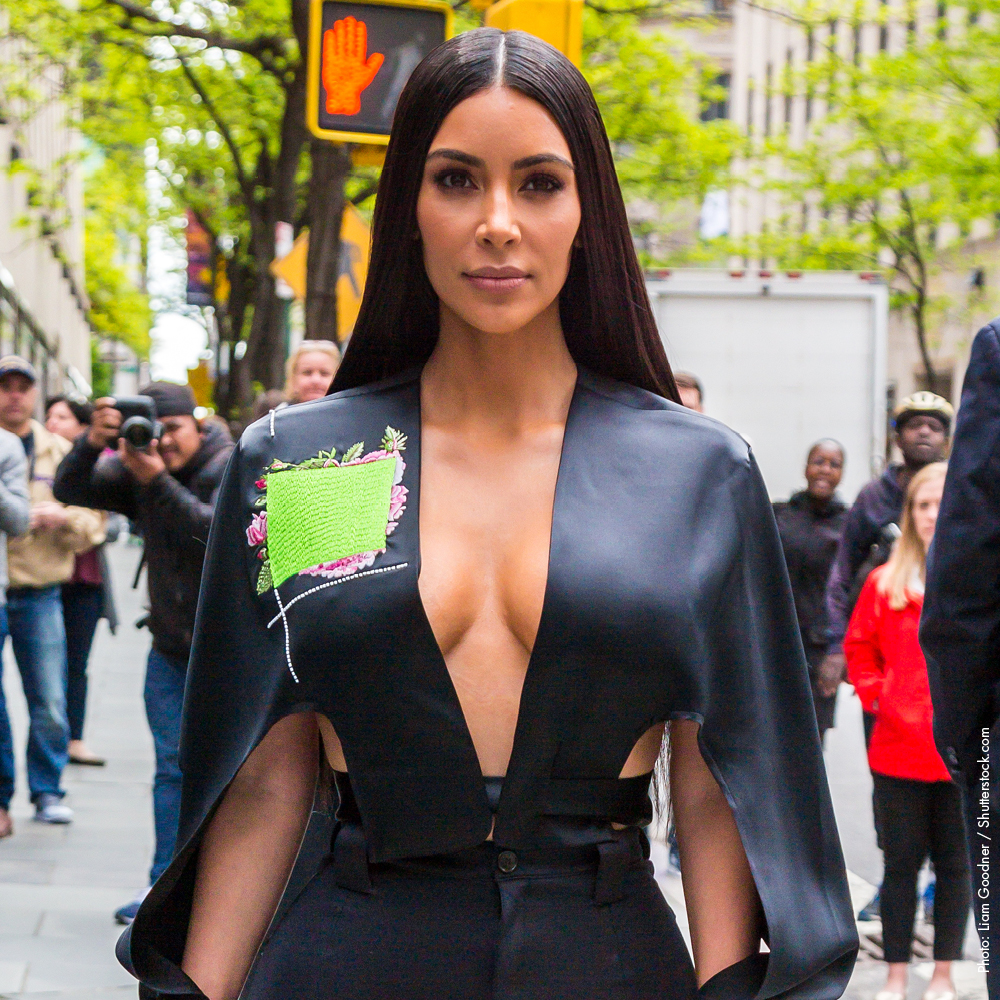 Kim Kardashian West is Launching Her Own Makeup Line and Many are Already Screaming Shut up and Take my Money!