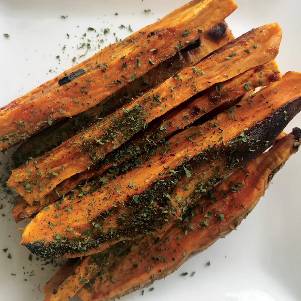 Summer Delight: How To Make Chili Lime Sweet Potatoes