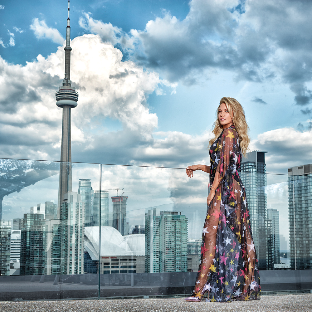 Meet ET Canada Host Cheryl Hickey