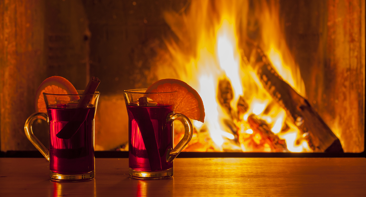 Hot cocktails to warm you on a cold winter day