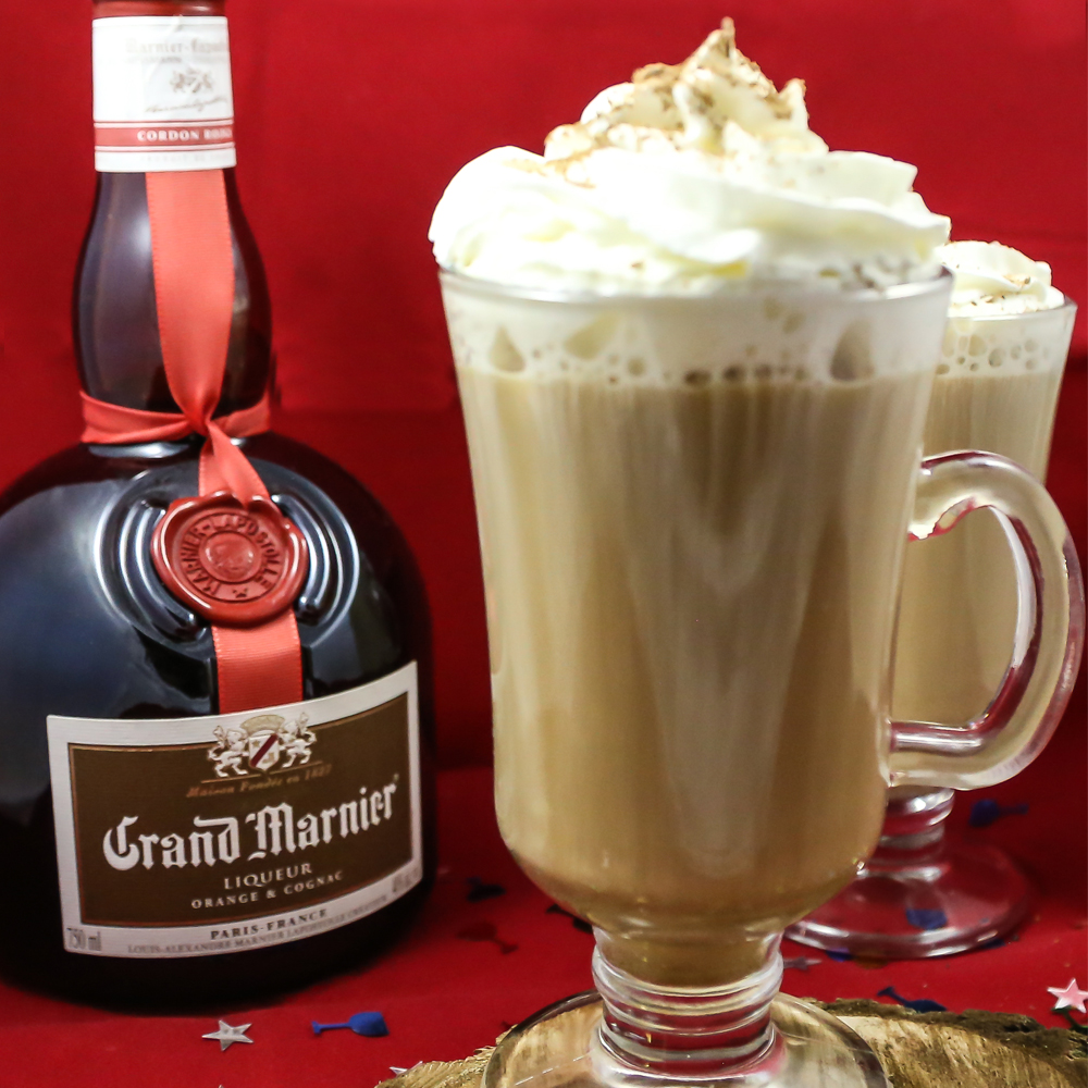 Ring in the New Year with the Grand Marnier Monte Cristo