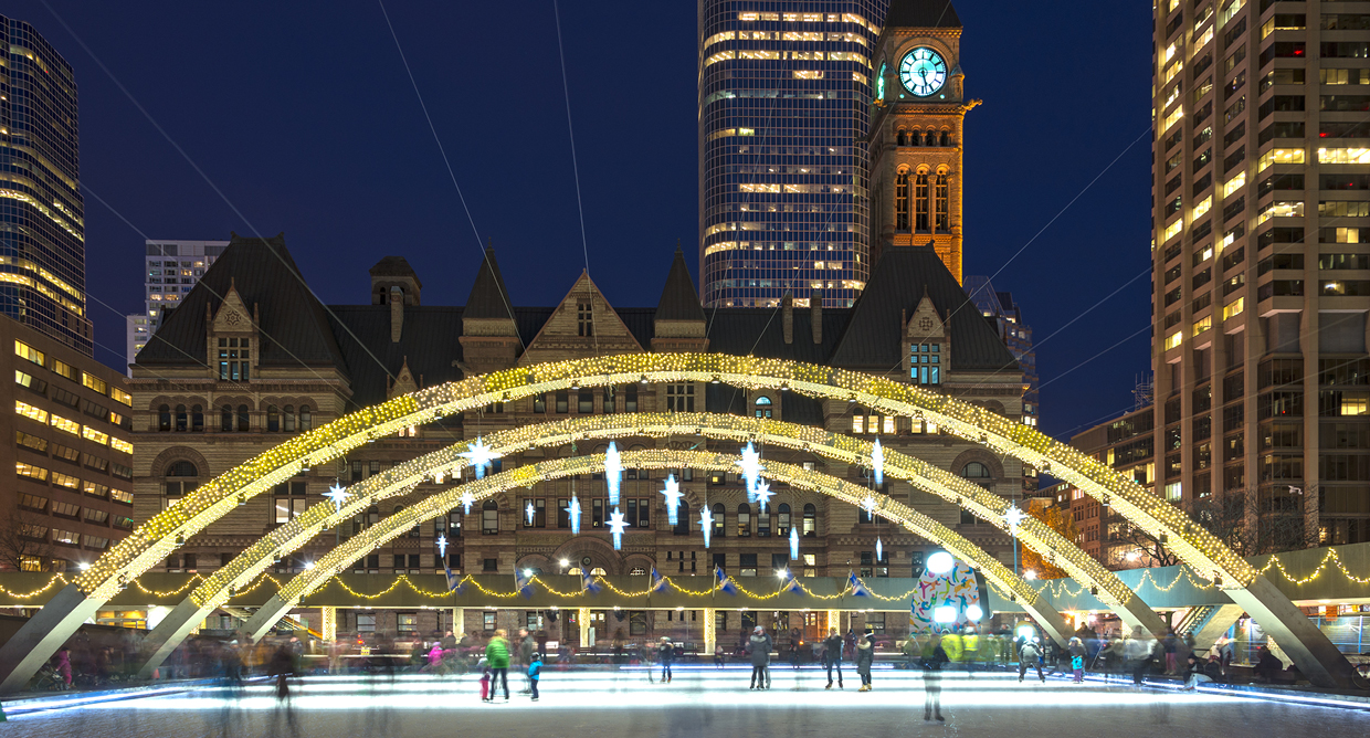 Things to do in Toronto This Holiday Season