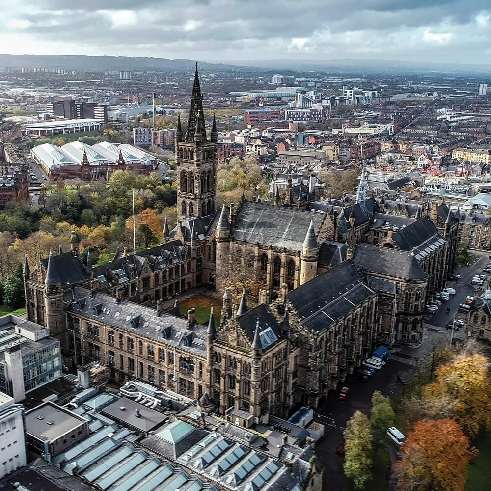 Beautiful Glasgow; A Mother-Daughter Trip of A Lifetime